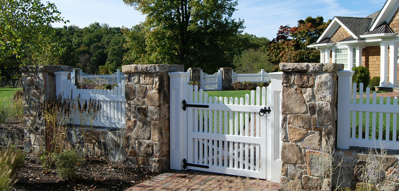 873 - NJ - Chestnut Hill with Chestnut Hill Scallop Gate