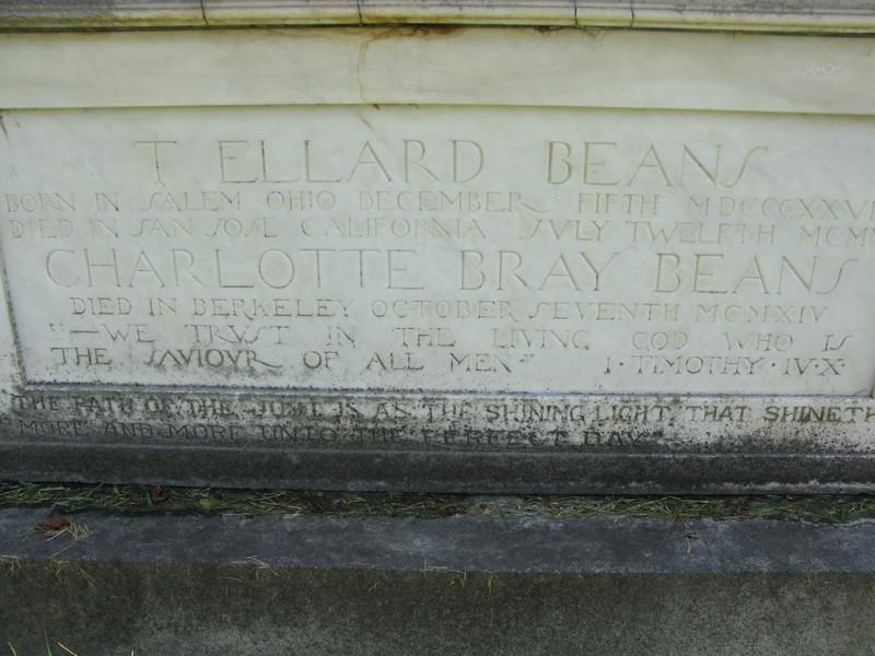 T. Ellard Beans