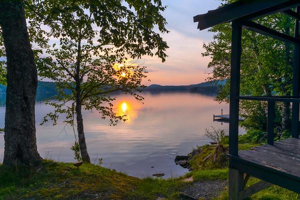 Pittsburg, New Hampshire - Photo's