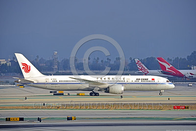Boeing 787 Dream Liner Jet Airliner Pictures For Sale