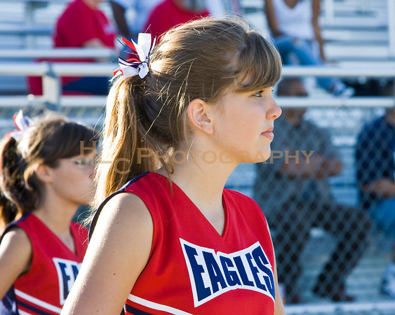 09/10/10 LnHS vs. West Ranch-JV Cheer