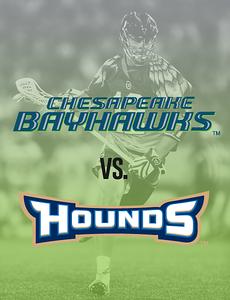 Hounds @ Bayhawks (6/16/17)