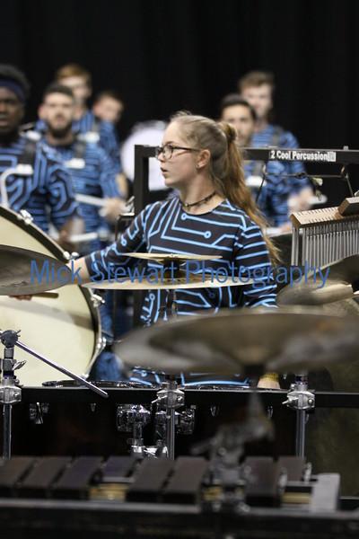 Liberty University Indoor Drumline