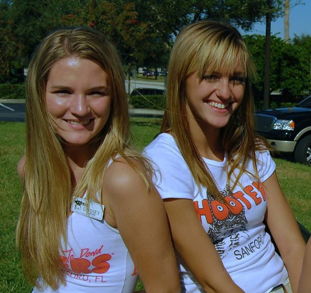 013 Hooters of Sanford 2 Hooter Girls.jpg