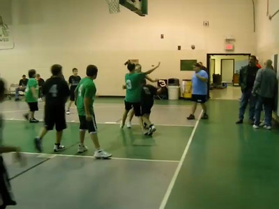 Video Clips - Youth League Basketball 2008