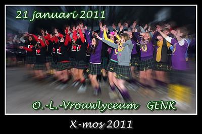 X-mos @ OLV Genk  21/01/11