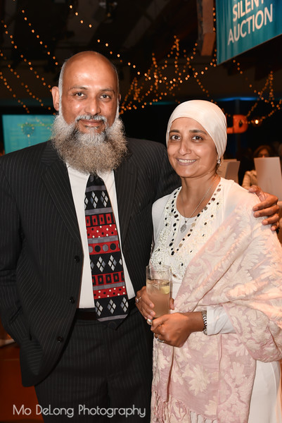 Abubacker and Khadija Azam