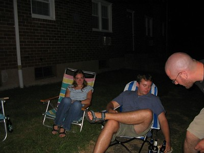 party august 2004