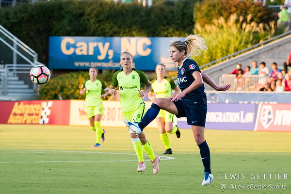 NC Courage vs Seattle Reign 8-5-2017
