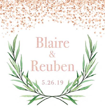 Blaire & Reuben