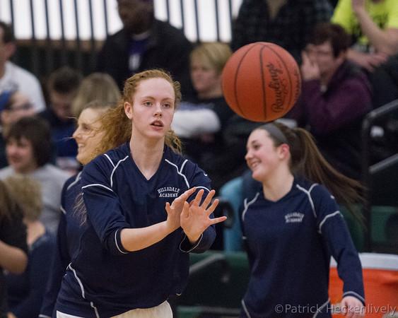 2013-03-07 Hillsdale Academy Girl's Varsity Basketball vs. Athens