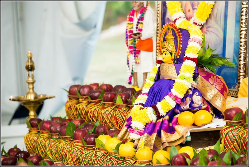 Navarathri Sai Temple 9-30