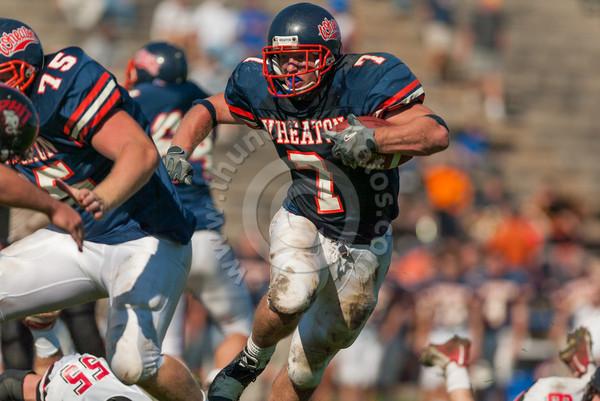 Wheaton College Football 2002
