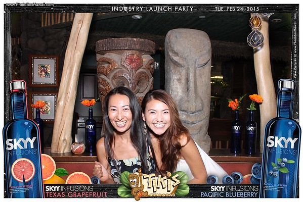 SKYY Vodka Industry Launch Party