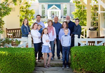 Elser Spring Family Portraits