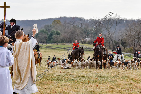 GSVH Blessing of Hounds 112416