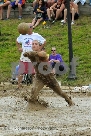 Mud Volleyball 3