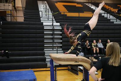2013 Centerville High School Gymnastics