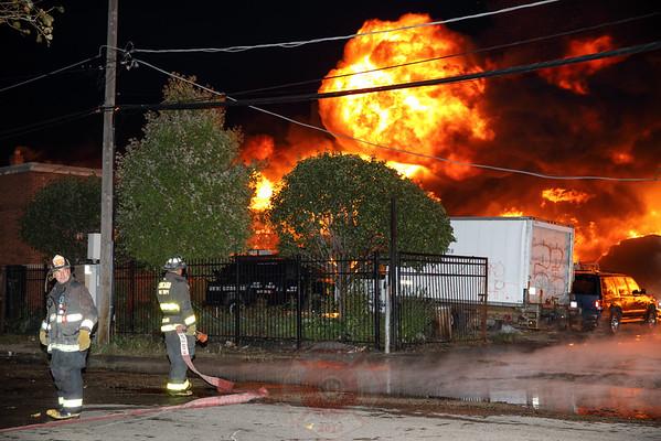 5-11 Alarm Of Fire 2510 W. 26th. Street October 2016