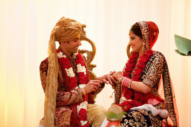 Le Cape Weddings - Indian Wedding - Day 4 - Megan and Karthik Ceremony  76.jpg