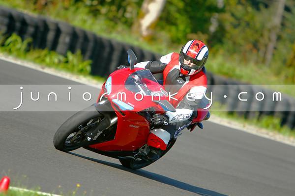 Ducati 848 - Red