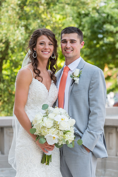 Macey & Trey: Married