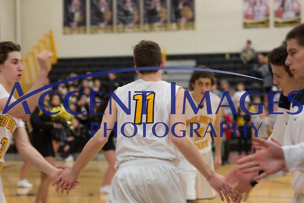 Varsity Basketball vs Jonathan Alder 1/31