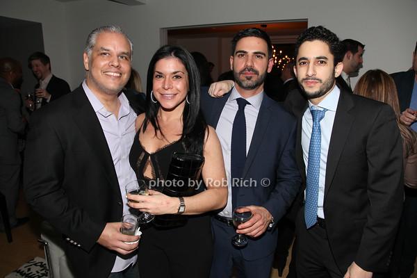 Henry Espinosa,  Sara Schapiro, Peter Schleider, Michael Leben