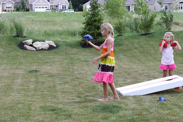 Kline Family Summer Picnics 2010
