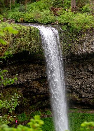 Silver Falls Park, near Silverton, Oregon