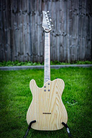 RSG - Telecaster - The Green One
