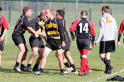 Gustavus Men's Rugby vs. Moorhead