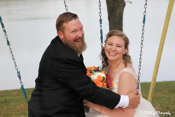 Morgan and Tyler's Wedding and Reception