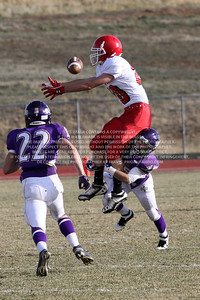 Eaton Reds vs Bayfield Wolverines Colorado State 2A Playoffs 2011