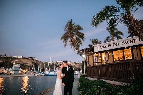 Tamara and John | Dana Point Yacht Club Wedding