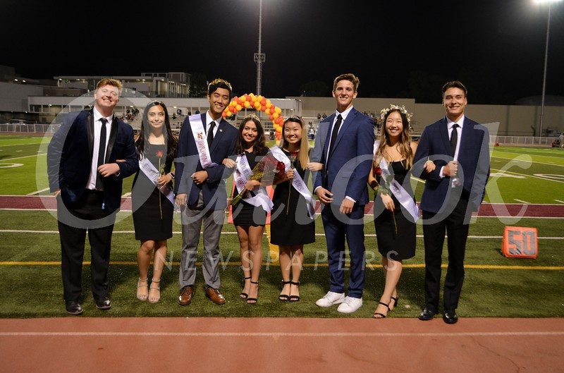 Homecoming court - names in doc 287.JPG