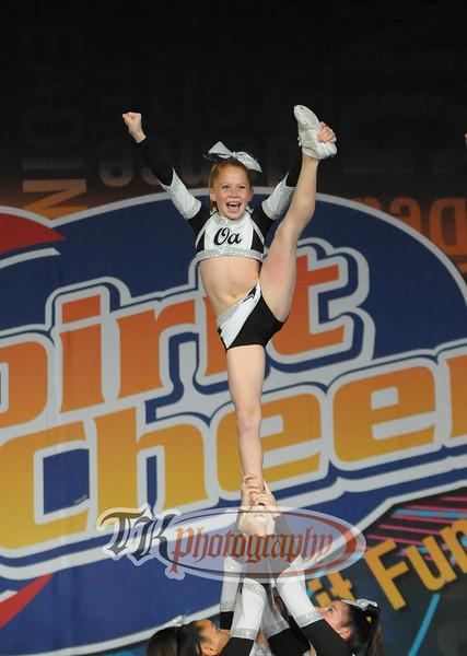 OA Tigers Spirit Cheer Peabody
