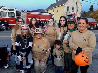 2019 Halloween Parade