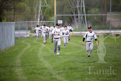 Baseball - Firestorm v Silverbacks