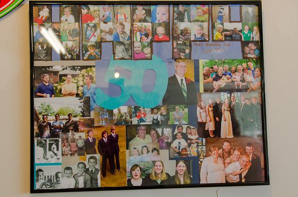 Daves 50th Birthday 2012