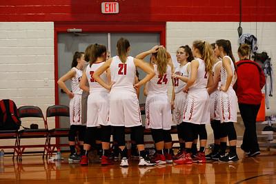 SPH Girls Basketball 1-19-18