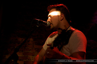 Patryk Larney Live at the Rockwood Music Hall