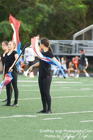 9-21-2018 Thomas S. Wootton HS Marching Band at Thomas S. Wootton HS, Photos by Jeffrey Vogt Photography