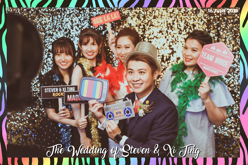 #伦到婷了#itsOurTurn160618 | by SRSLY Photobooth