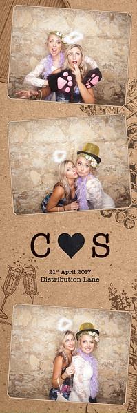 C ♥ S Photostrips