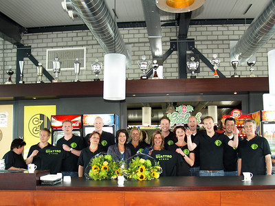 Quattro Store sponsort kantinemedewerkers
