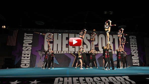 CHEERSPORT 2015 Video & Photos