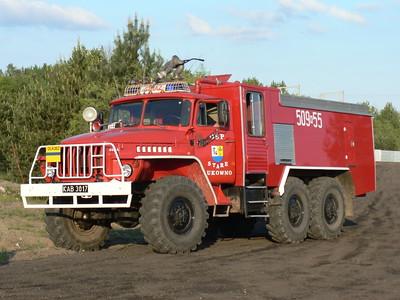 Volunteer Fire Brigade / Ochotnicza Straz Pozarna