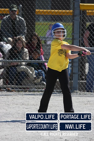 Girls Softball (Holloway/Leprechauns)