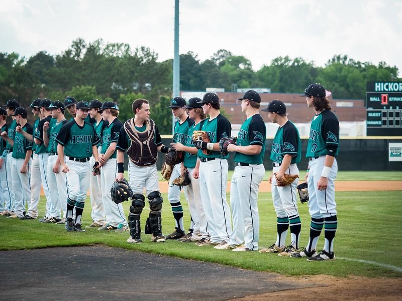 2016-05-24 Kempsville v Hickory Varsity Baseball